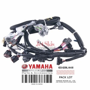 YAMAHA 6D3-8259L-04-00 WIRE HARNESS ASSEMBLY