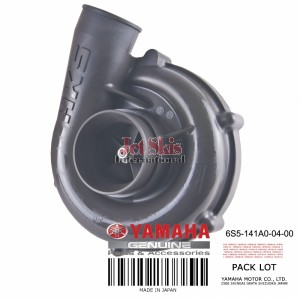 YAMAHA 6S5-141A0-07-00 SUPER CHARGER ASSEMBLY