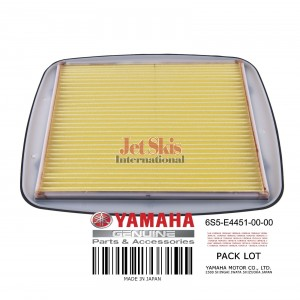 ORIGINAL YAMAHA AIR FILTER 6S5-E4451-00-00