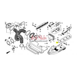 HONDA 74561-HW5-901 L. SPONSON