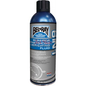 6 IN 1 SUPERIOR PENETRATING & LUBRICATING FLUID 400ML