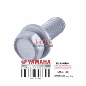Yamaha FX SHO BOLTWITH WASHER 90119-08852-00