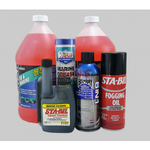 Winterize a Jet Ski with our winter maintenance kit