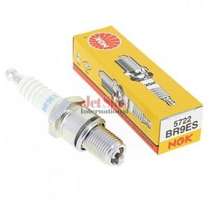 NGK (5722) BR9ES Standard Spark Plug