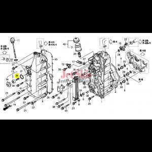 HONDA AQUATRAX PART# 93500-06018-4J SCREW, PAN (6X18)