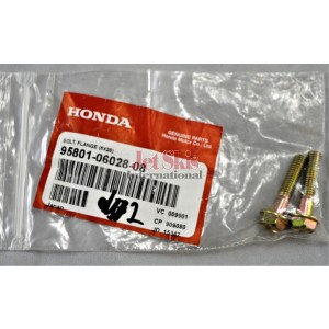 HONDA GOLDWING FLANGE BOLT 95801-06028-08