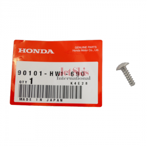 HONDA AQUATRAX 90101-HW1-690F-15X SCREW, TAP(5X16)