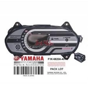 YAMAHA F1K-6820A-40-00 METER ASSEMBLY