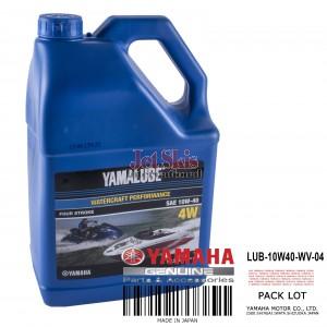 LUB-10W40-WV-04 1 GALLON 10W-40 YAMALUBE
