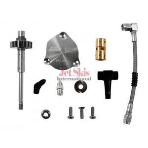 RIVA YAMAHA SUPERCHARGER SHAFT UPGRADE KIT