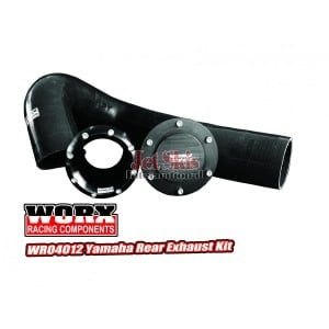 WR04012 Yamaha Rear Exhaust Kit
