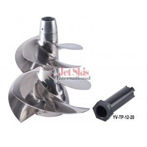 Solas YV-TP-12/20 Twin Prop Yamaha Impeller 160mm