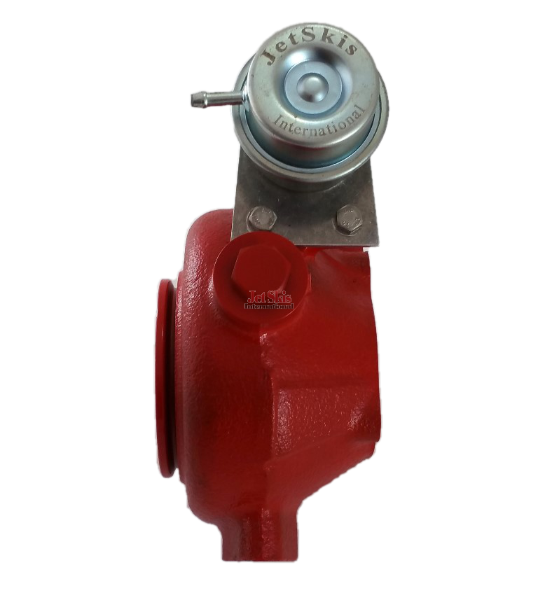 R12x, F12X Turbo Waste gate with Turbo Actuator