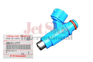 Kawasaki Vulcan 1600 STX 12F 15F Ultra LX Fuel Injector Nozzle 49033-3707 Oem