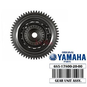 YAMAHA FX-SHO FZR FZS SVHO Supercharger Clutch Gasket Set /& O-Ring 6S5-13563-00